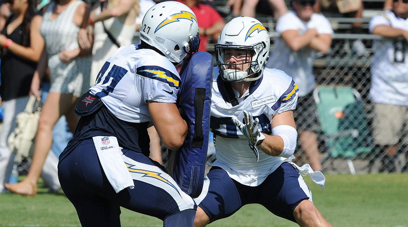 NFL training camp: San Diego Chargers
