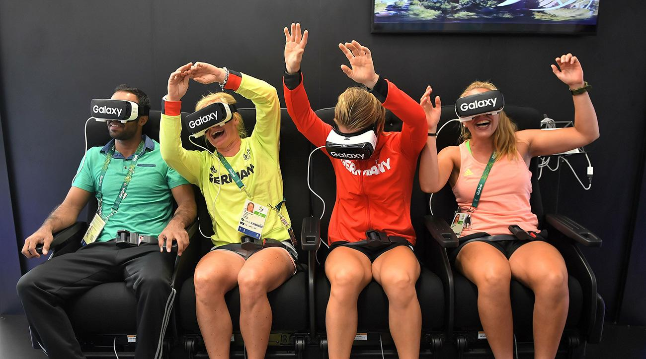 Rio Olympics Virtual Reality