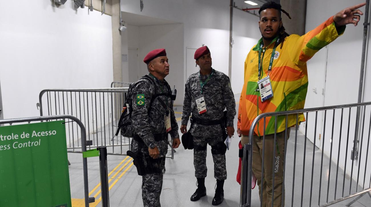 brazil nigeria controlled explosion