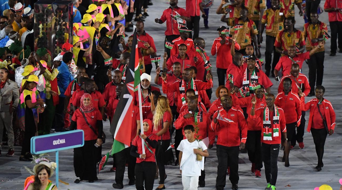 kenya olympics doping scandal