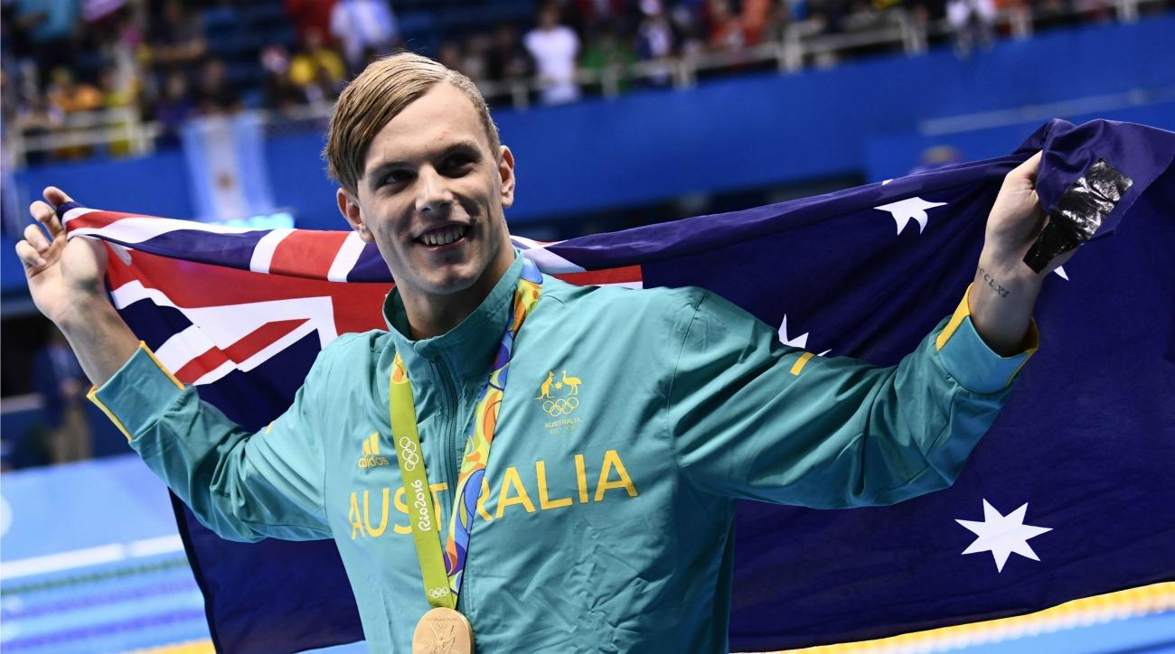 Kyle Chalmers loves Kevin Durant