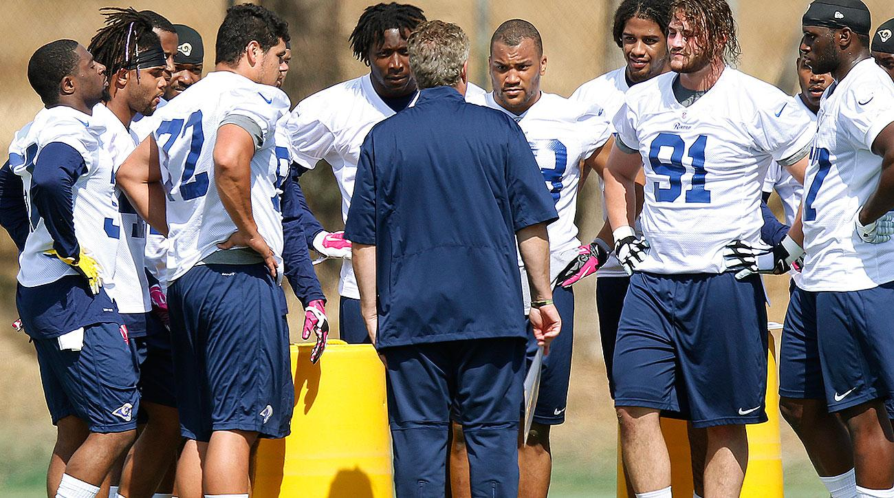 Los Angeles Rams training camp: Gregg Williams on defense