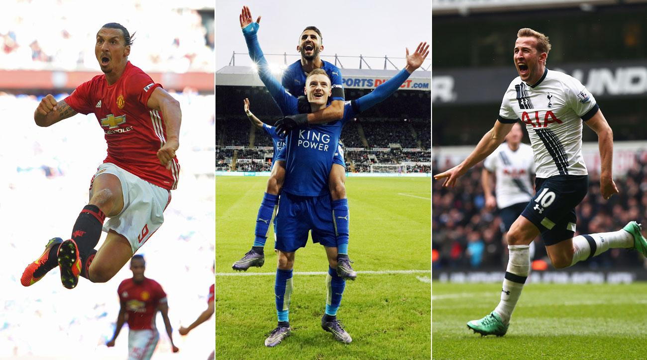 Manchester United, Leicester City, Tottenham will vie for the Premier League title