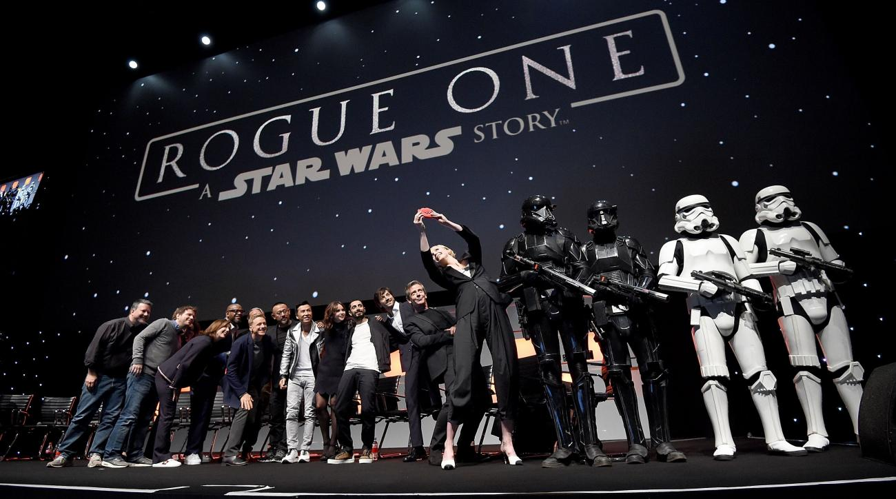 star wars rogue one trailer 2 olympics debut video