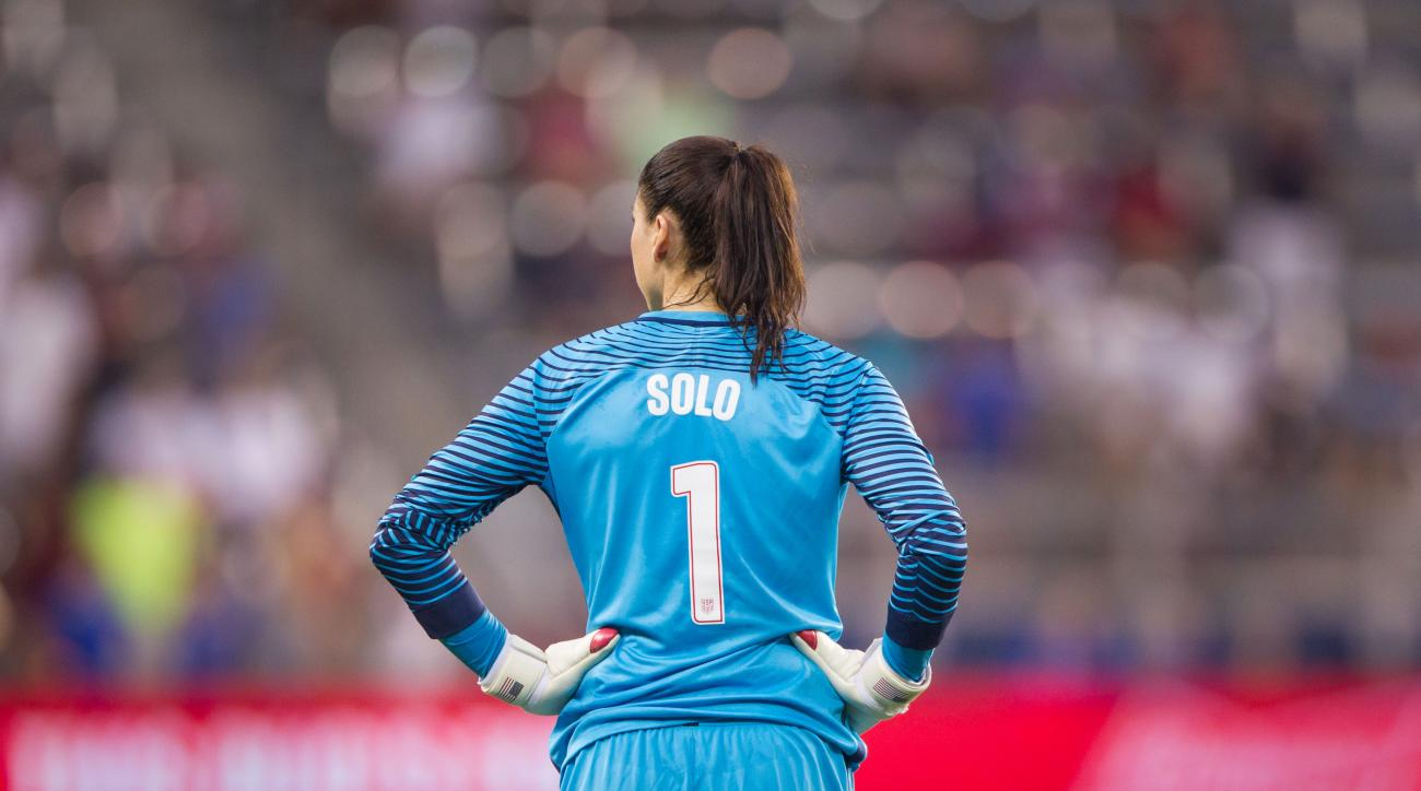 hope solo julie foudy olympics