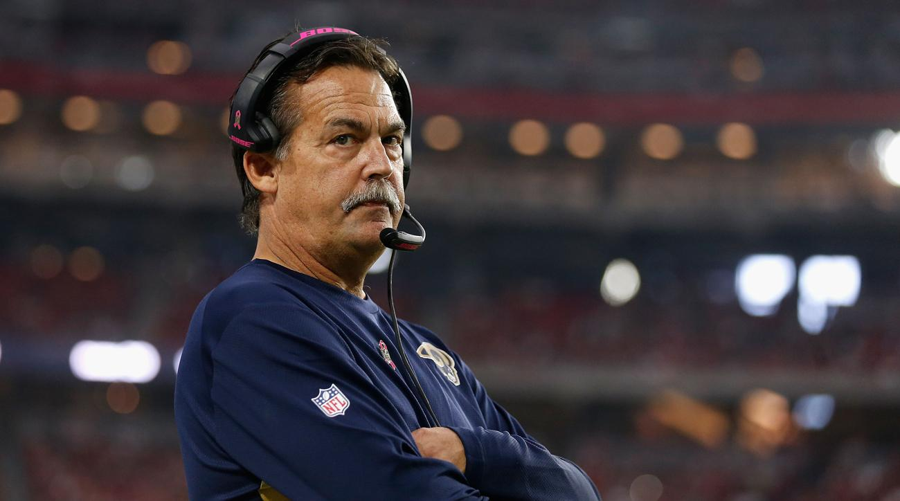 jeff fisher extension les snead rams