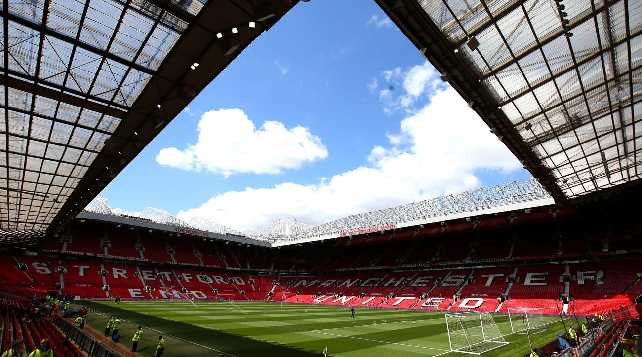 Manchester United's home Old Trafford