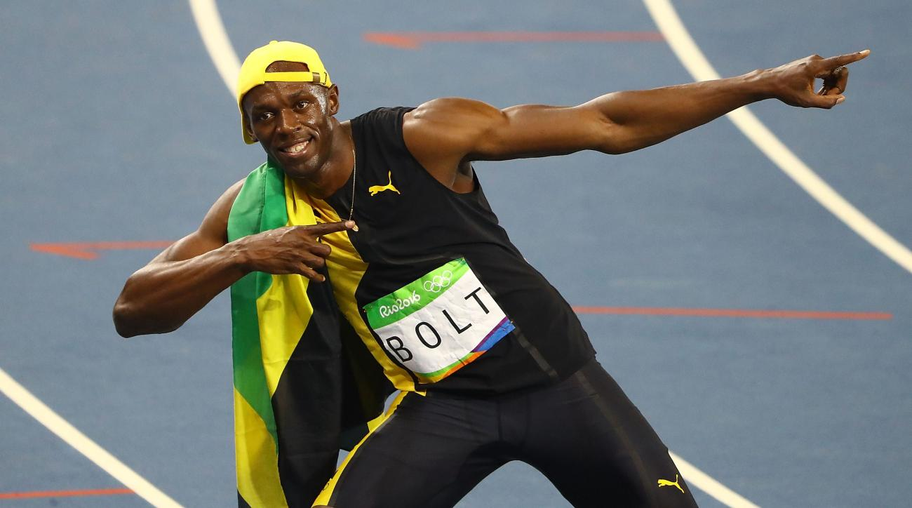 usain bolt rubiks cube race video