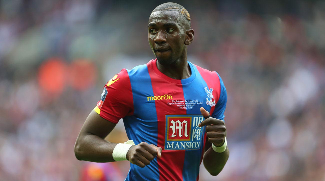 Yannick Bolasie leaves Crystal Palace for Everton