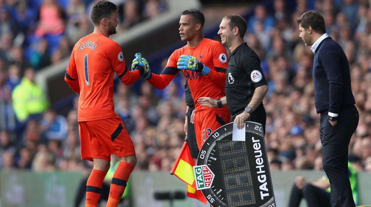 Tottenham goalkeeper Hugo Lloris will miss the next four weeks