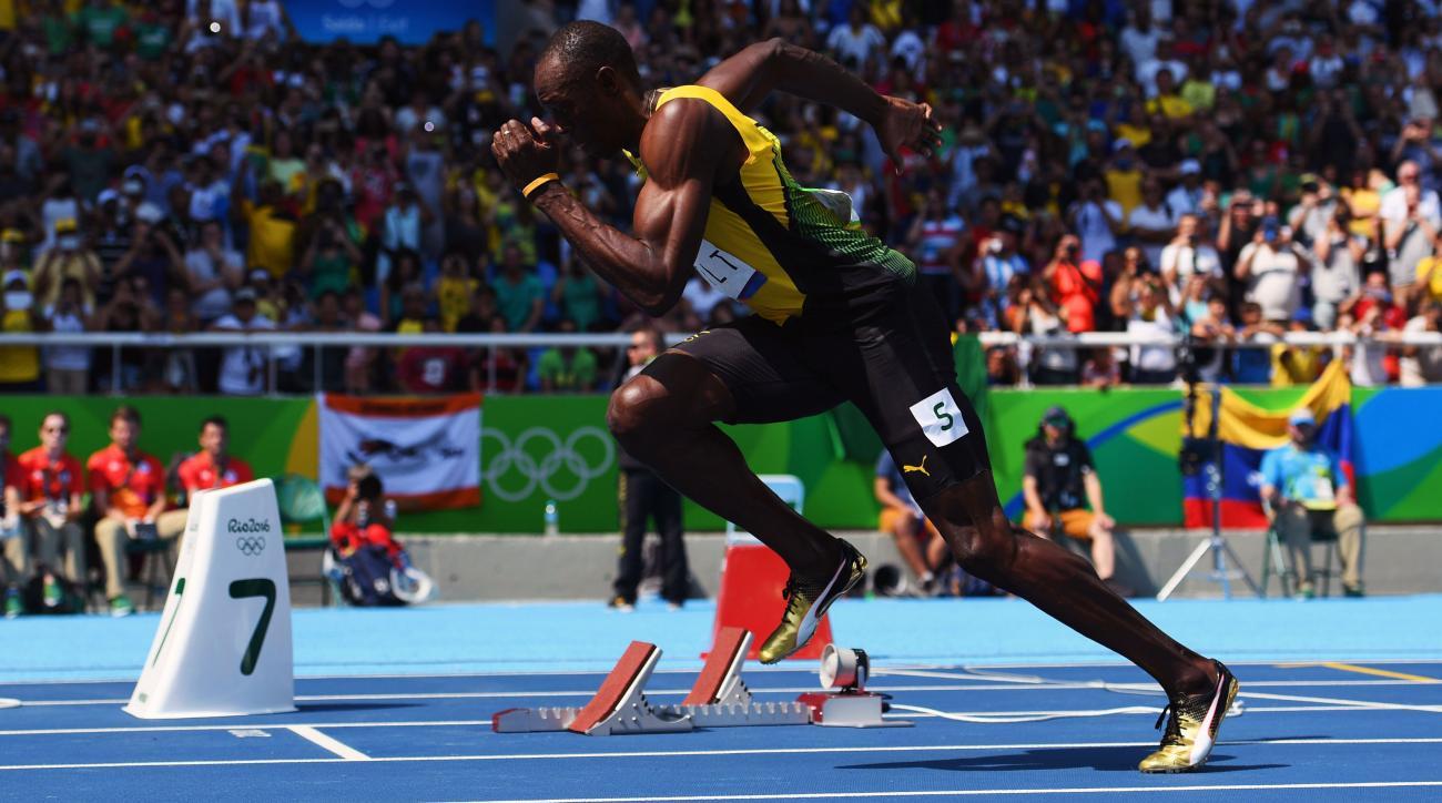 usain bolt olympics heats