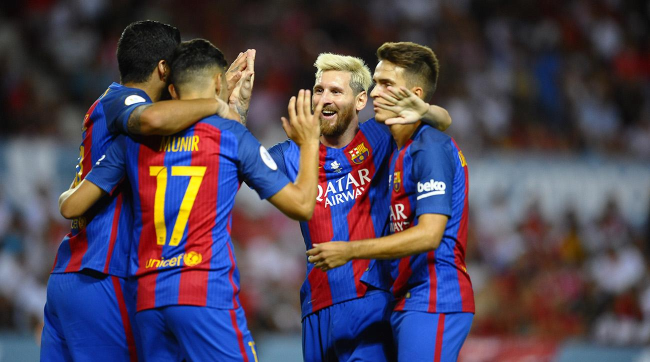 spanish super cup live stream watch online barcelona sevilla tv channel