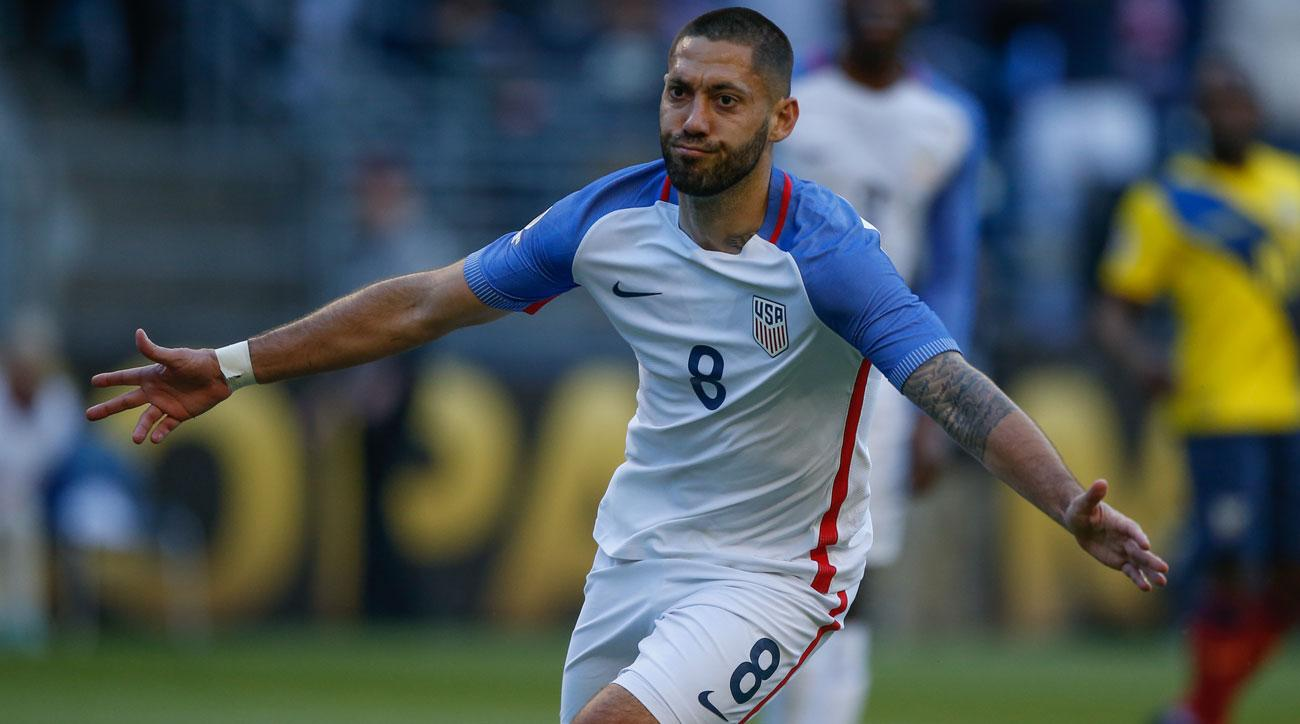 Clint Dempsey and the USA will face New Zealand in an October friendly