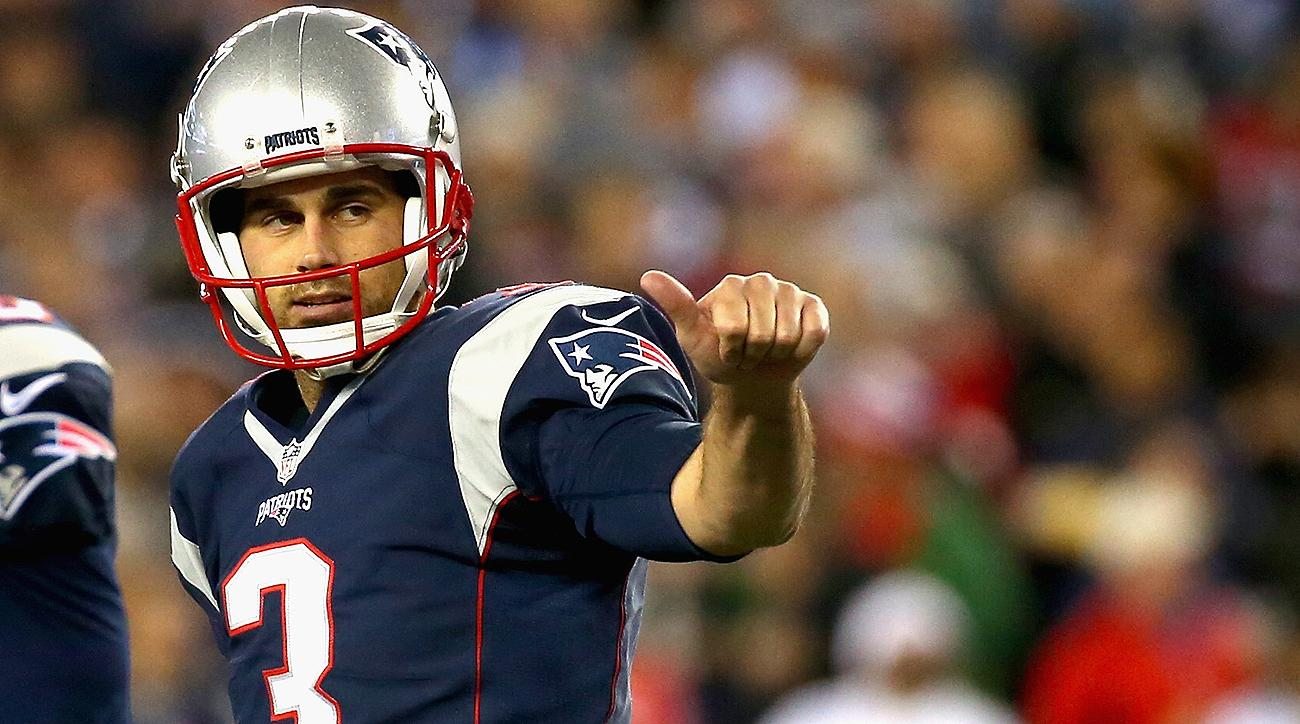 Stephen Gostkowski is entering his 11th season as kicker of the Patriots.