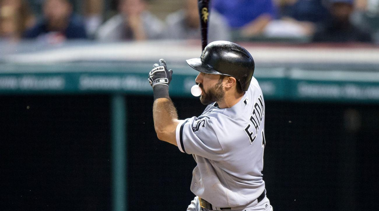 adam eaton bubble gum grand slam video