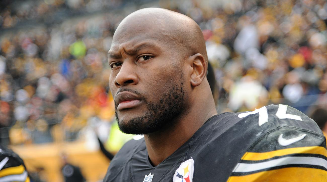 james harrison clay matthews al jazeera nfl interviews