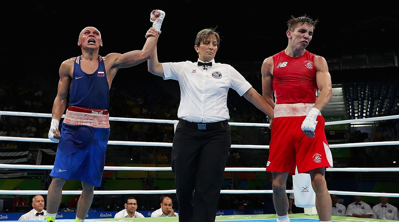 Boxings Officiating Issues Cast Shadow At Rio Olympics SIcom - Olympic boxing schedule