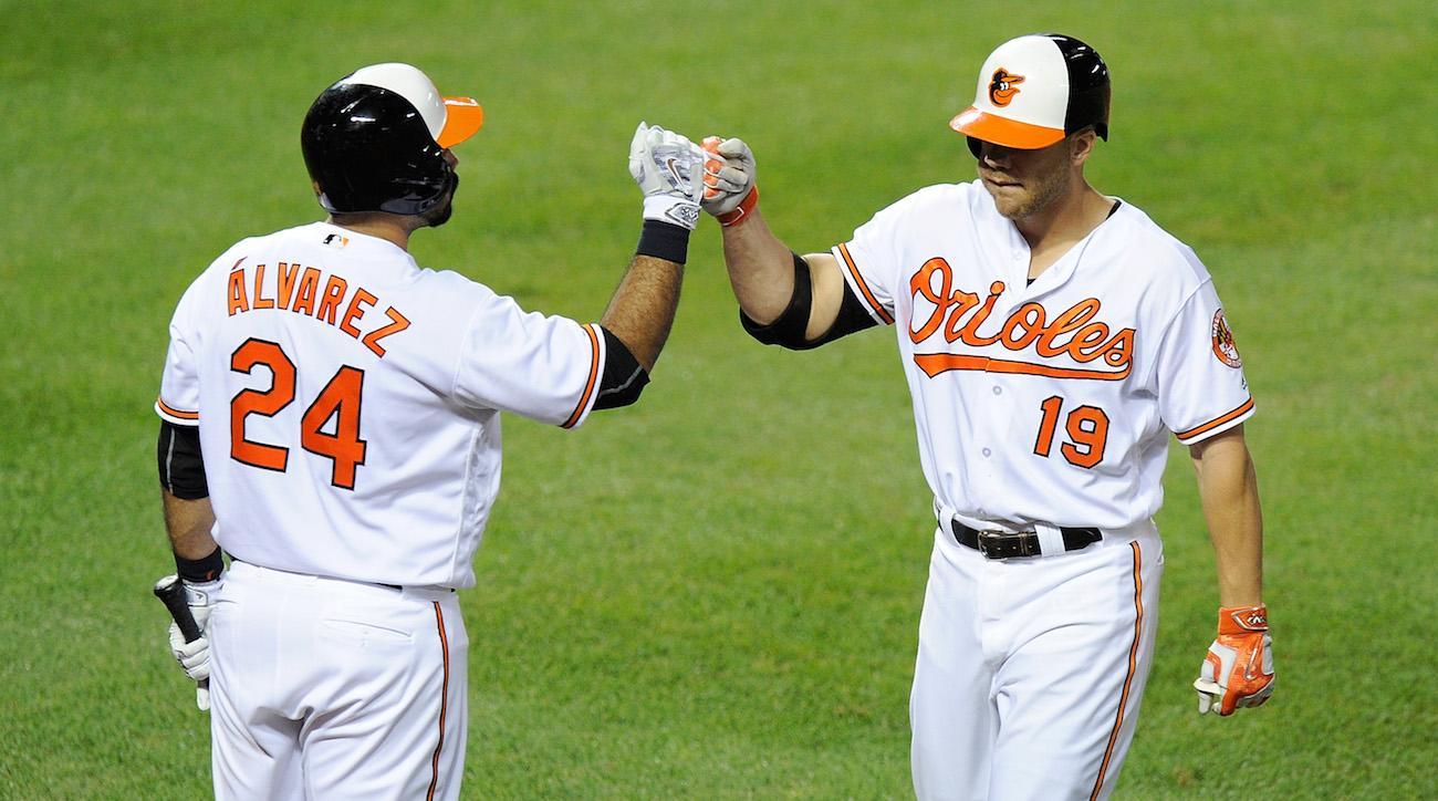astros orioles four home runs video