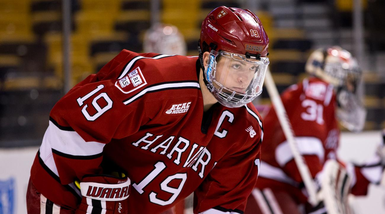 new york rangers sign jimmy vesey