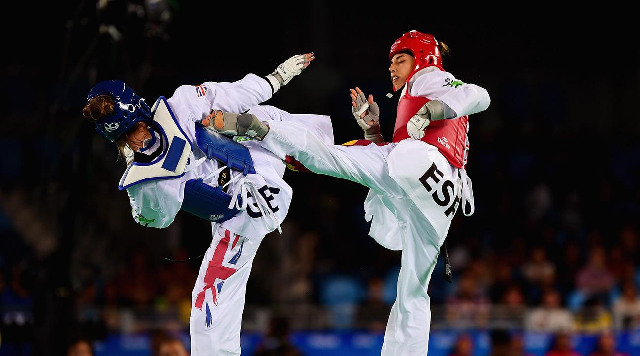 How Taekwondo is embracing technology in Rio Olympics