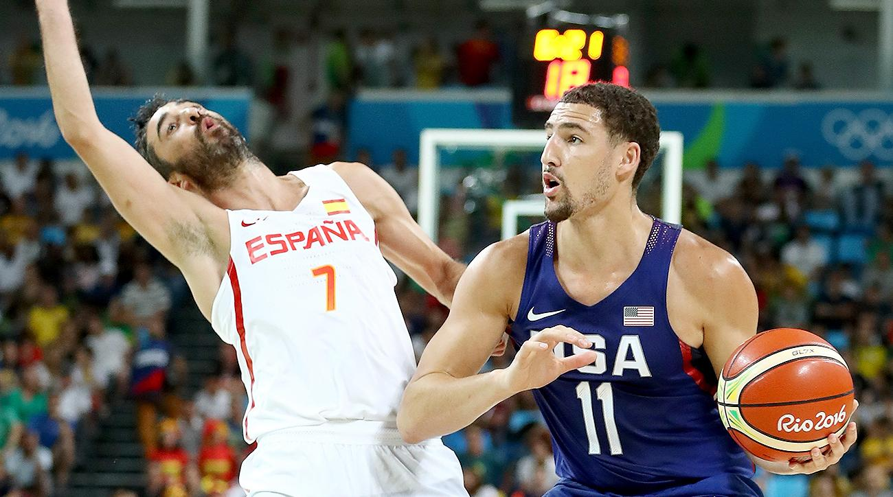 USA basketball beats Spain in 2016 Rio Olympics semis