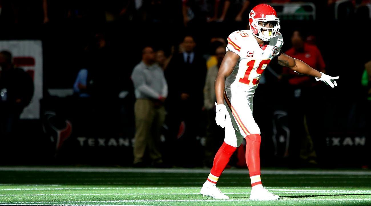 Chiefs' Jeremy Maclin, Rams' Lamarcus Joyner ejected from preseason game