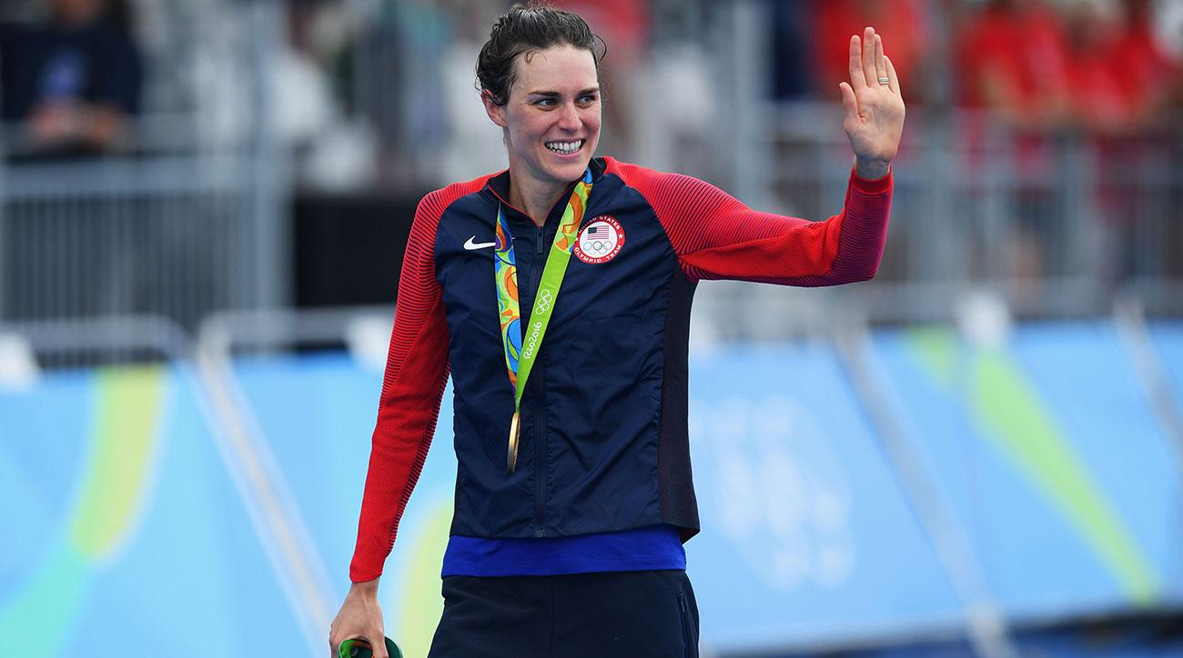 rio olympics triathlete gwen jorgensen wins gold first american