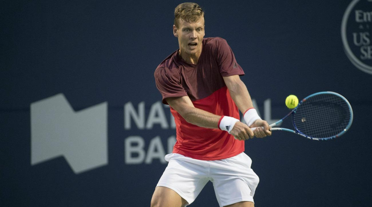 Tomas Berdych withdraws from U.S. Open