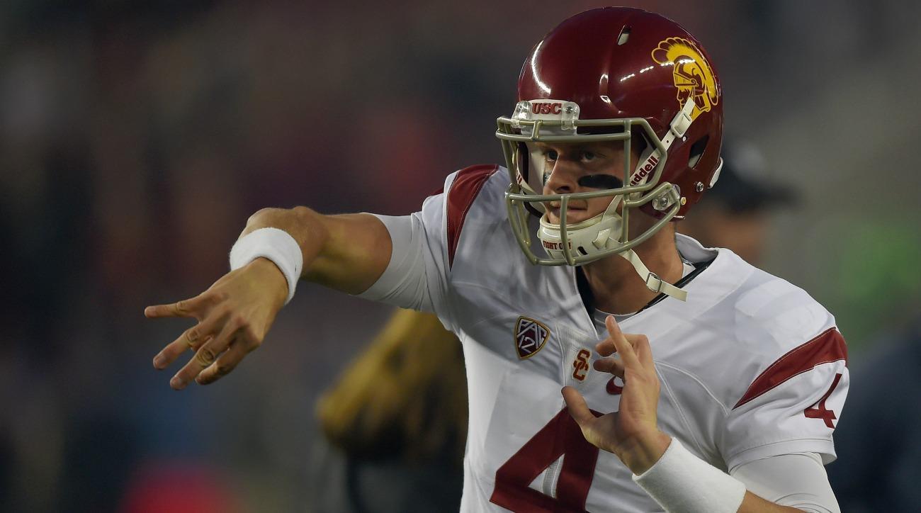 USC names Max Browne starting quarterback
