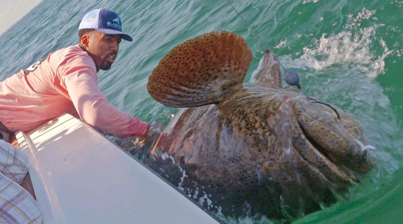 wilson chandler nuggets fishing