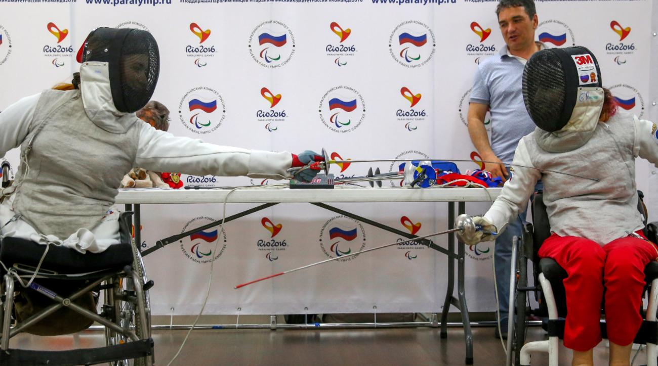 Court of Arbitration for Sport upholds Russia ban from Rio Paralympics IMAGE