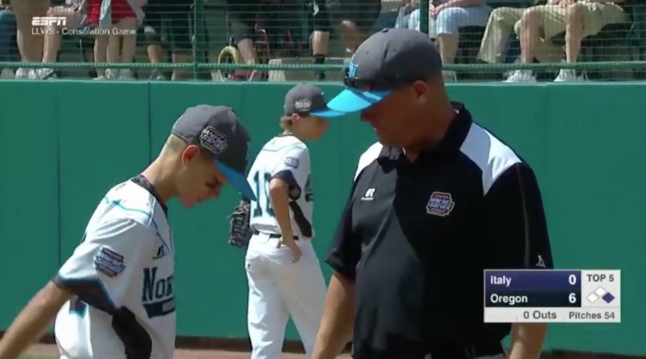 little league world series coach dad