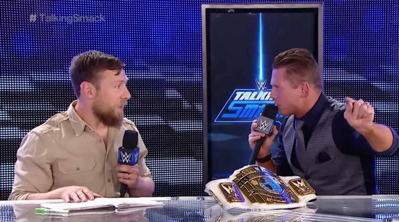 Daniel Bryan, The Miz get in heated argument after SmackDown