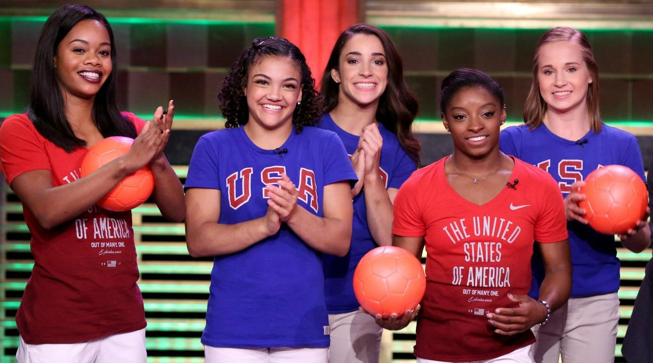 Final Five appears on Jimmy Fallon