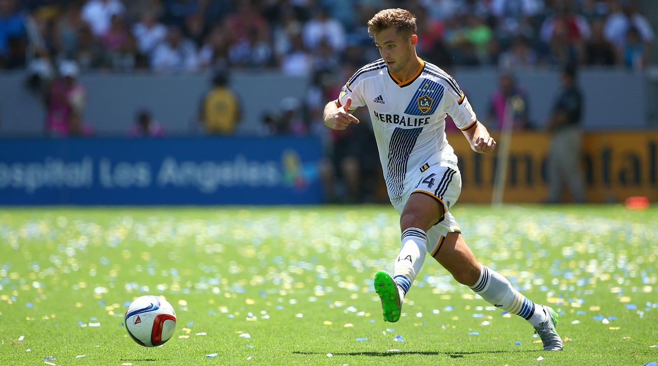 Robbie Rogers was the victim of homophobic verbal abuse in a USL match