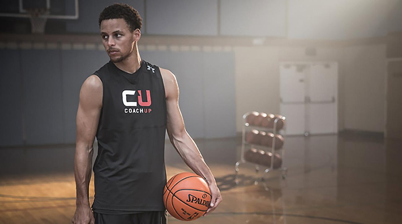 Stephen Curry, CoachUp