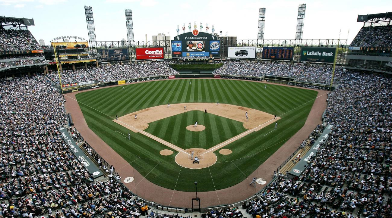 white sox stadium name guaranteed rate field