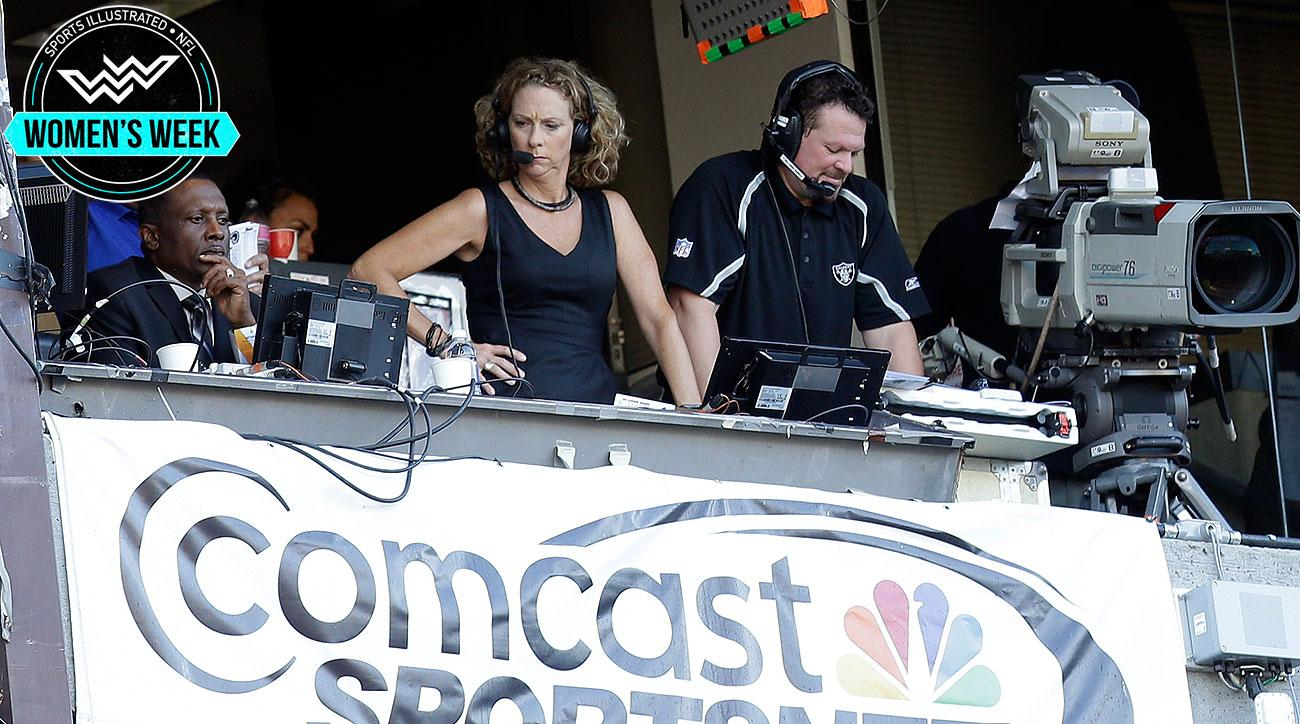 Female NFL announcers: Beth Mowins, Kate Scott blazing trail