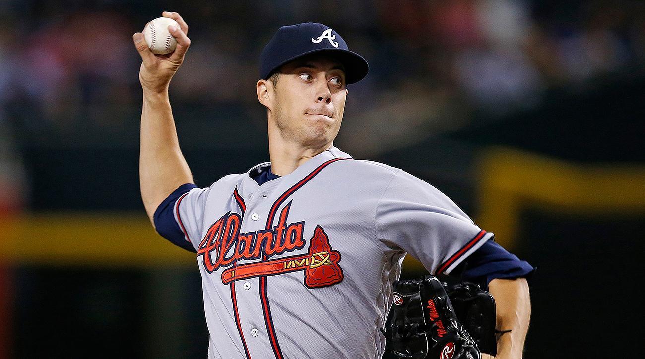 Atlanta Braves Matt Wisler