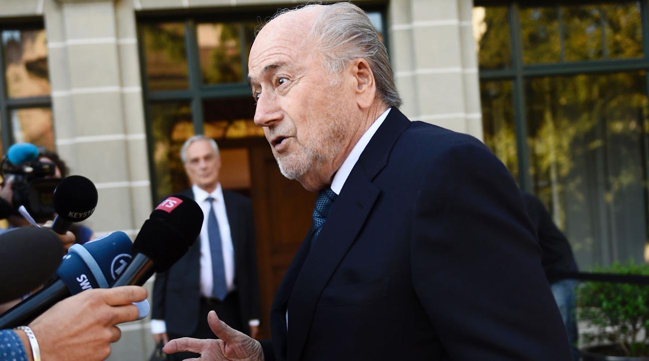 Sepp Blatter: Ex-FIFA president says he'll accept CAS ...