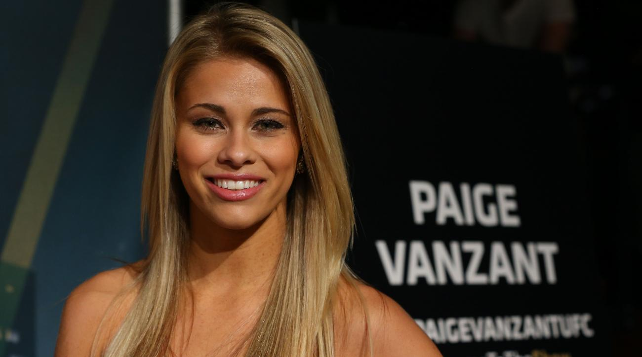 paige vanzant interview ufc wwe dancing with stars