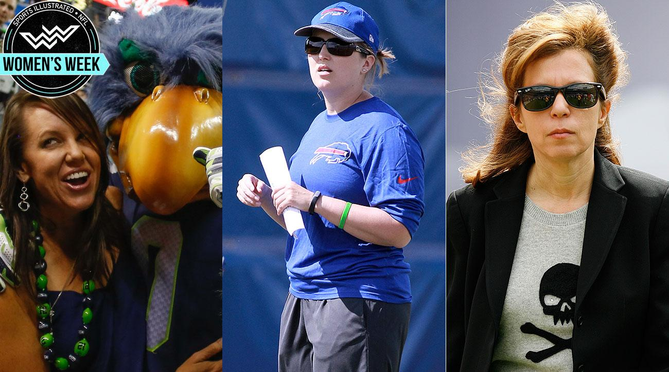 Women's Week: Female perspectives on the NFL