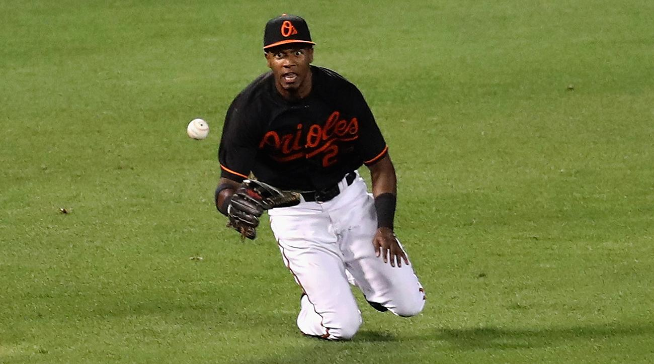 Baltimore Orioles Julio Borbon