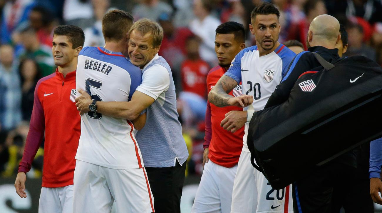 Jurgen Klinsmann and the U.S. men's national team resumes World Cup qualifying this week