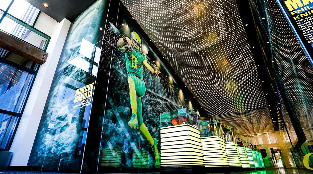 Marcus Mariota Sports Performance Center