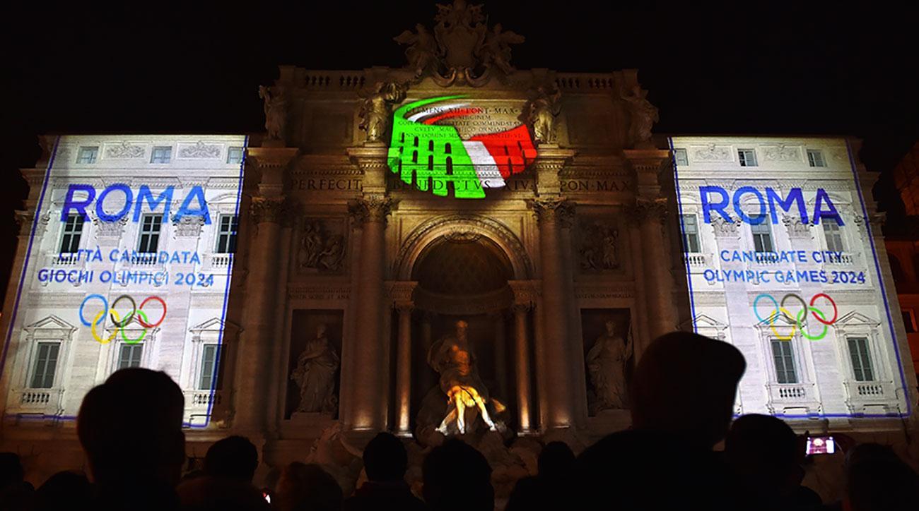 rome 2024 olympic bid over