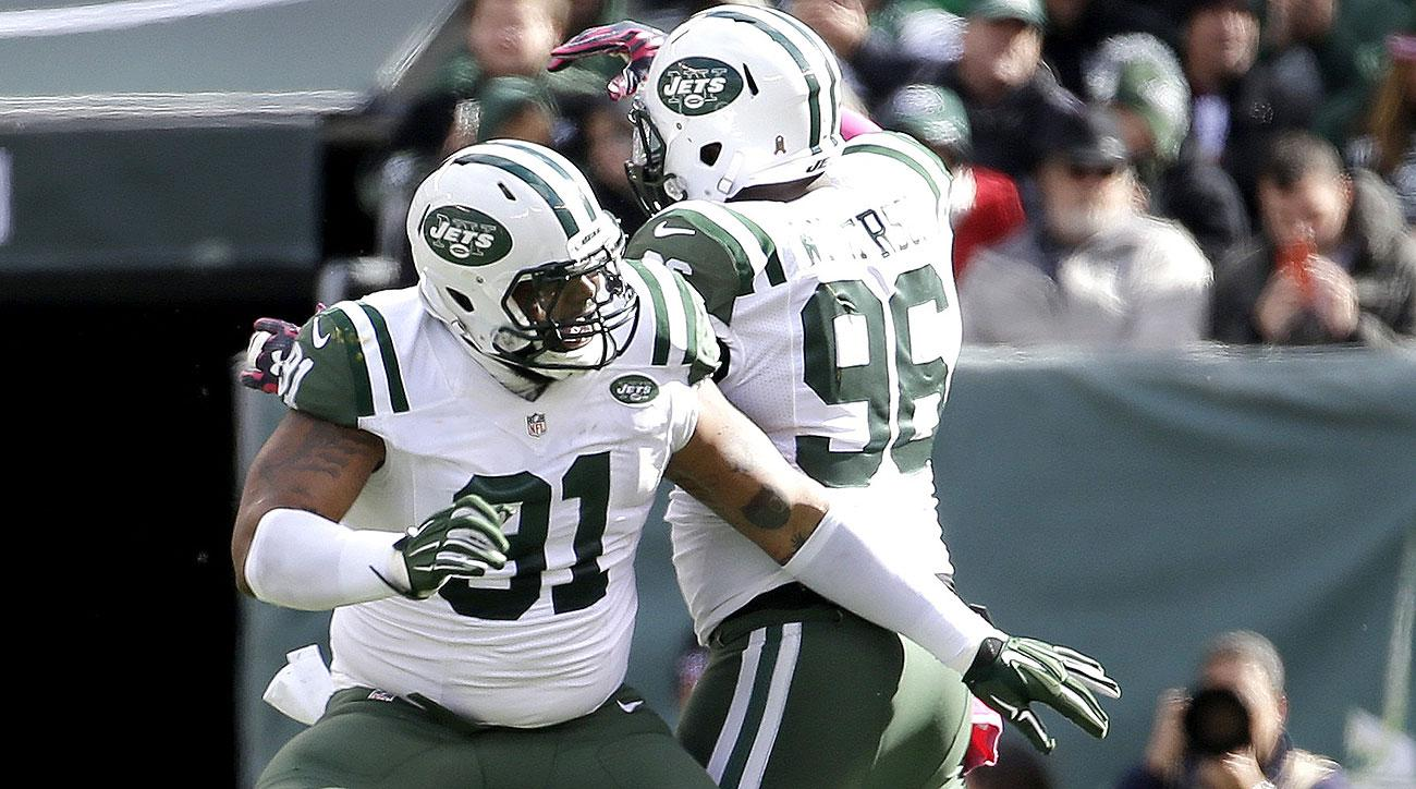 Jets defensive line: Sheldon Richardson, Muhammad Wilkerson, Leondard Williams form stacked unit