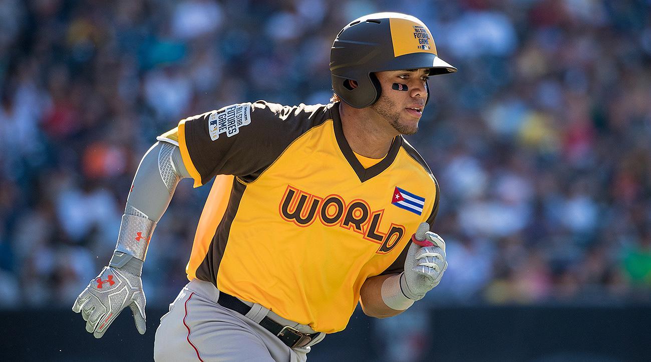 Yoan Moncada: Red Sox call up top prospect to majors | SI.com