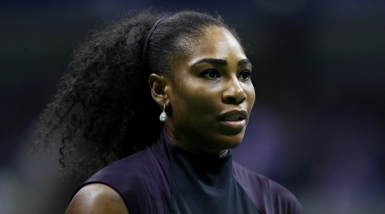 serena williams us open night session results scores vania king