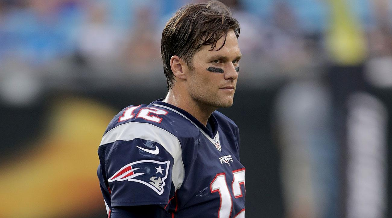 tom brady preseason giants patriots